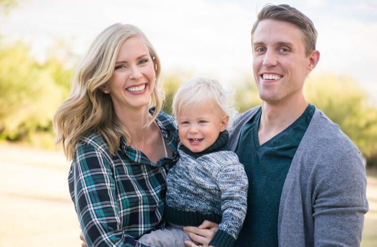 Dr. Katie Rose Family - Naturopath Tucson